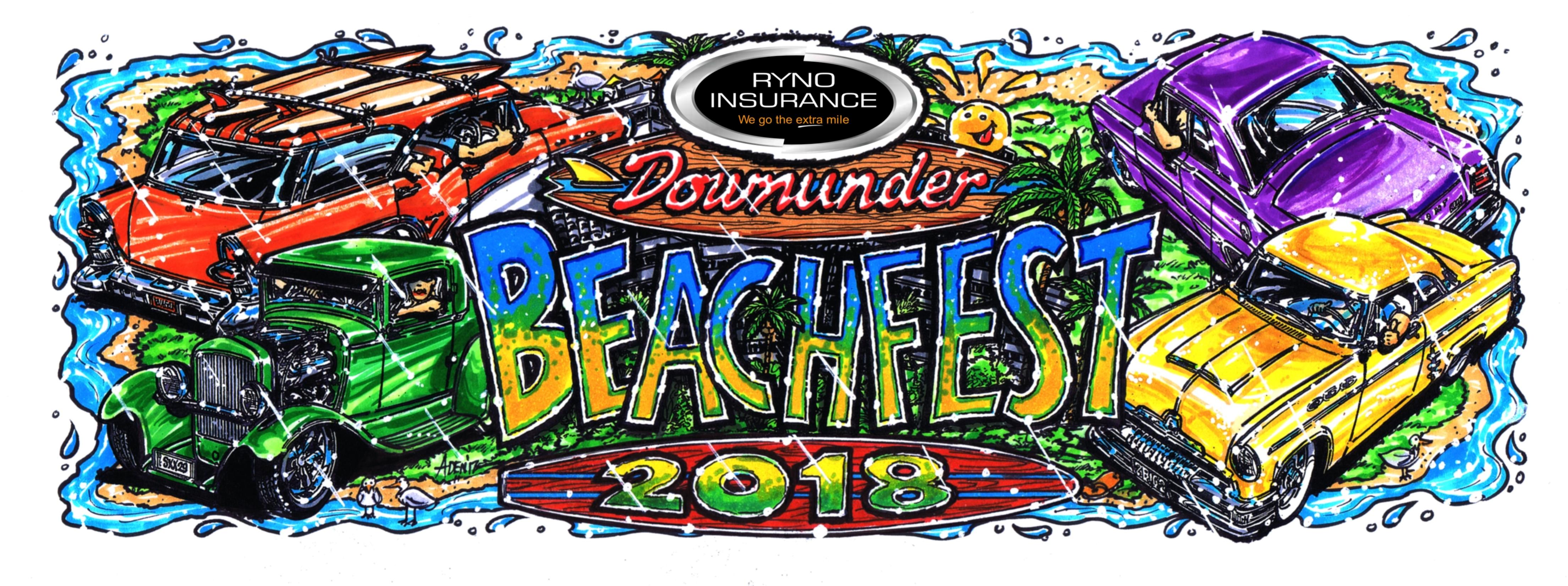 Beachfest downunder Ryno insurance